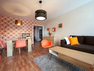 Appartement déco avec terrasse dans les Beaux Arts, Montpellier