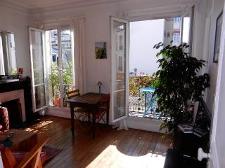Superbe appartement M°Jourdain / Buttes Chaumont, Paris