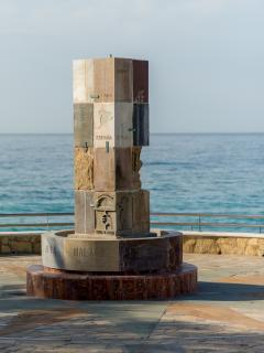 Monument at Torrecilla