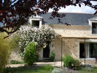 Au coeur des chateaux de la Loire, maison (4 pers), Cheille