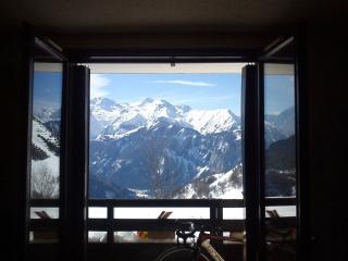 Appartement plein sud avec balcon, L'Alpe-d'Huez