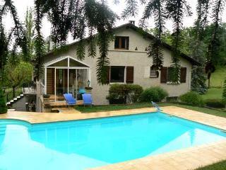 maison avec piscine, Lissac-et-Mouret