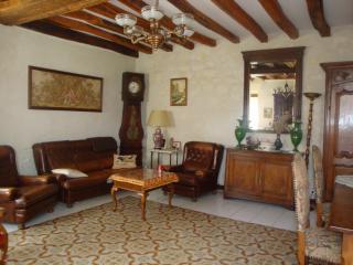 Maison de vigneron du 17éme siecle, Mareuil-sur-Cher
