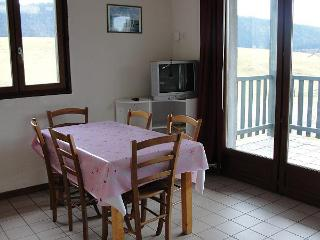 Appartement calme, Chapelle-des-Bois