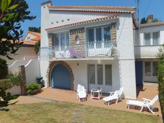 La Baule les PIns, villa 8 personnes plage à pieds, La-Baule-Escoublac