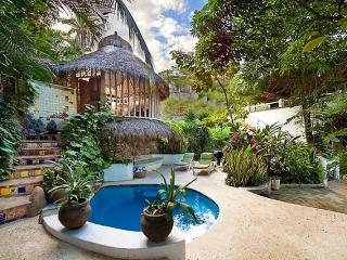 Secluded Tropical Paradise close to town and beach, Sayulita
