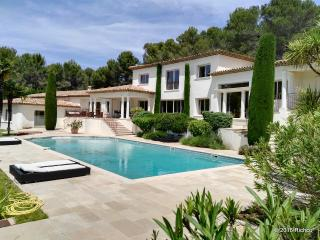 Splendid Tuscan style 6 bedroom villa with pool, Le Rouret