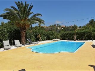 Villa Bozena con Wifi -Piscina privado 11 x 4,5 m, Denia