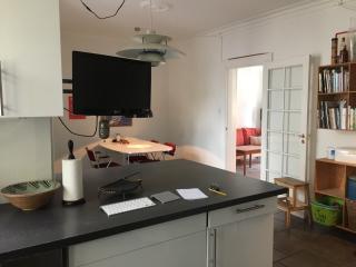 Islands Brygge Apartment with Balcony & Ocean View, Copenhagen