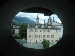 MANSARDA BILOCALE CON VISTA SULLA CATTEDRALE, Aosta