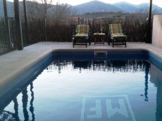 Casa rural para 4/6 personas con piscina privada, Navas de Estena