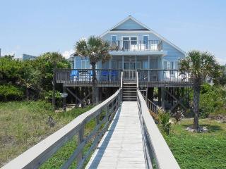 Living on the Edge - Folly Beach, SC - 4 Beds BATHS: 2 Full