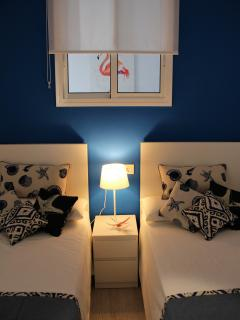 Dormitorio doble  twin