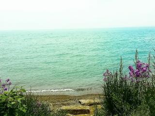 2 bedrooms suite by Lake Erie with private beach access, Harrow