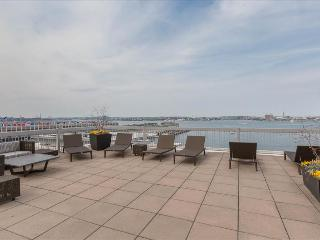Boston Harbor View 1BR Luxury Suites