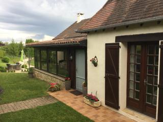 Typical Dordogne style architecture