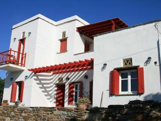 Katerina's Villa in Pirgos at Tinos Island, Panormos