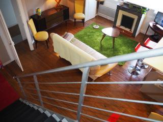 Grand appartement de caractère centre ville, Carcassonne