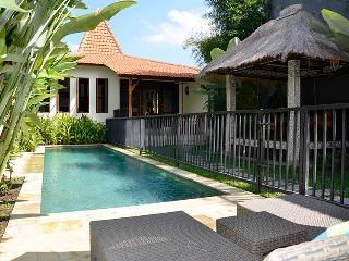 Villa Paradise - a modified Joglo in the tropics