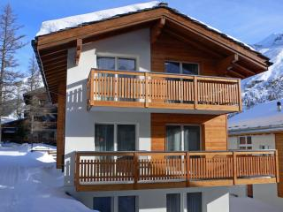 Saasia - nice chalet for 9 persons, Saas-Fee