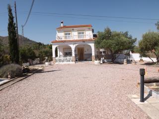 Casa FuenteLargo, Hondón de los Frailes