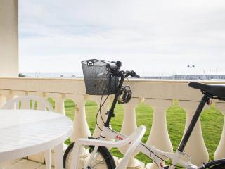 Appartement vue mer & port de plaisance + 2 vélos, Talmont Saint Hilaire