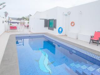 Luxury child friendly villa in Costa Teguise-