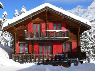 Riti - a charming small Valais chalet 9 persons, Saas-Fee