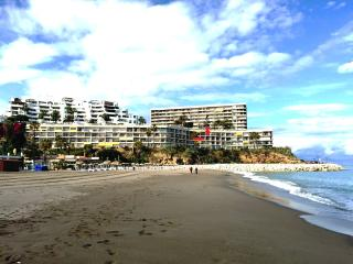 Stunning Beachfront apartment in Torremolinos