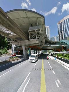 Bukit Nanas Station 300m