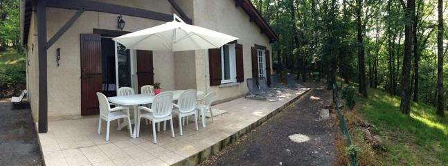 My cottage in the Perigord, Dordogne- outside