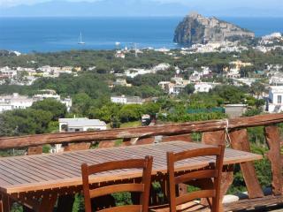 Appartamento con vista panoramica Golfo Di Napoli, Ischia