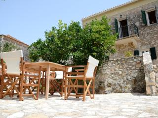 The Cozy Tselentata Villa in Fiscardo, Cephalonia
