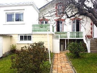 Saint-Malo Courtoisville Maison 2-4 personnes.
