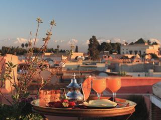 Maison d'hôtes à Marrakech