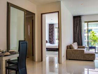 Luxury 1-bedroom apartment in North Pattaya