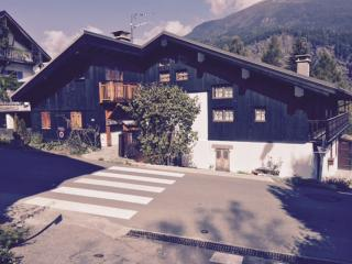 Beautiful duplex apartment, near skilift, Les Houches