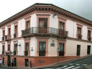 Luxury Suite in Colonial Quito