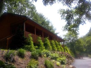 Riverfront cabin Blueridge mountains Sparta NC