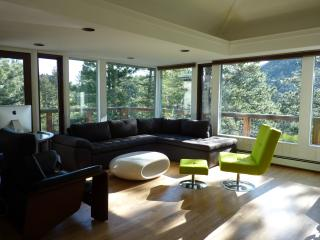Mid-century modern with views, 10 min to downtown