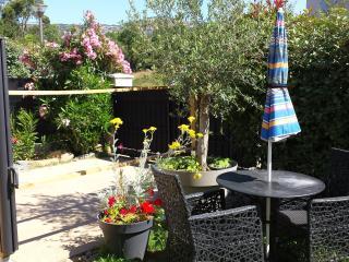 studio et jardin  5mn des plages, Patrimonio