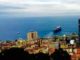 Studio Monte Carlo & Sea View, Beausoleil