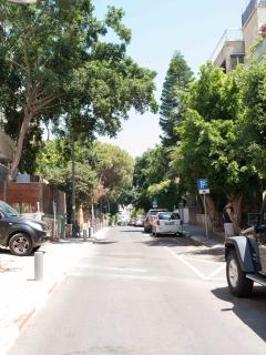 Yechezkel street