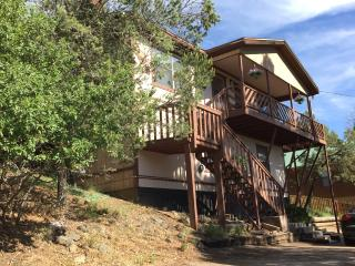 The A1 Suite at The Avalon Cabin, Ruidoso