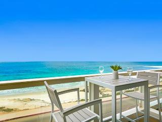 15% OFF APRIL DATES -Beachfront Bliss II - Enjoy the beach and sweeping views, La Jolla