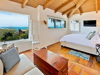 Spanish Style Home w/ Expansive Ocean Views & Steps to Beach