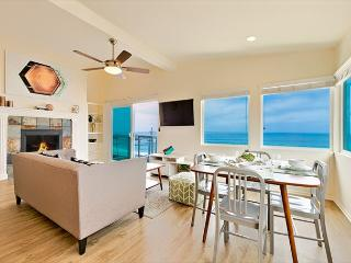 15% OFF APRIL DATES Beachfront Bliss III - Enjoy the beach and sweeping views, La Jolla