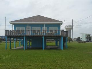 Beachside, Beachview, West Galveston