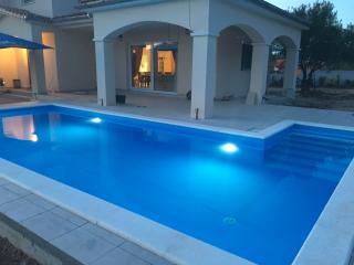 Luxury Villa Karla with private swimming pool, Sibenik