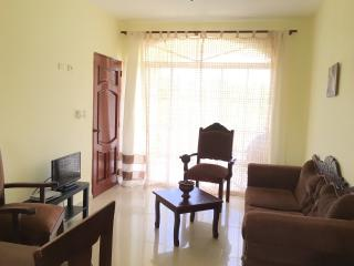 Beach two-bedroom apartment without AC, Puerto Plata